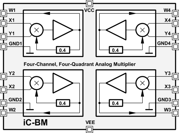 BM_Quad_Four-Quadrant_Analog_Multiplier