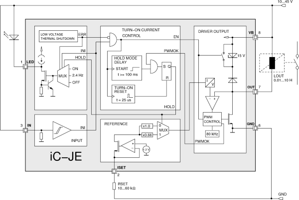 Power-Saving PWM Relay/Solenoid Driver
